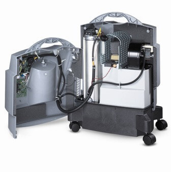 Millennium M10 Oxygen Concentrator Servicing